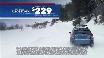 Subaru Washington's Birthday Sales Event TV Spot, 'Feel the Freedom: Crosstrek' [T2] - Thumbnail 5