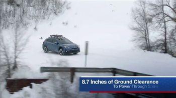 Subaru Washington's Birthday Sales Event TV Spot, 'Feel the Freedom: Crosstrek' [T2] - Thumbnail 6
