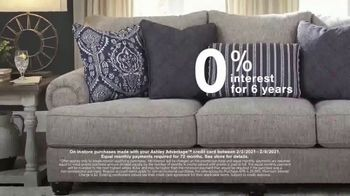 Ashley HomeStore Presidents Day Sale TV Spot, '30% Off: Sofa and Table' - Thumbnail 4
