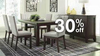 Ashley HomeStore Presidents Day Sale TV Spot, '30% Off: Sofa and Table' - Thumbnail 5
