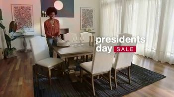 Ashley HomeStore Presidents Day Sale TV Spot, '30% Off: Sofa and Table'