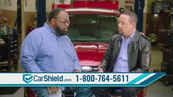 CarShield TV Spot, 'An Exciting Day' Featuring Ice-T, Ellis Williams
