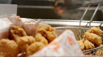 Popeyes Chicken Nuggets TV Spot, 'Bite Size' - Thumbnail 3