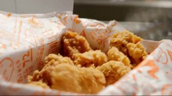 Popeyes Chicken Nuggets TV Spot, 'Bite Size' - Thumbnail 4