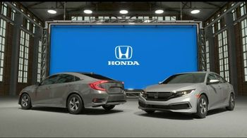Honda Zero Percent Event TV Spot, 'Upgrade: Civic' [T2] - Thumbnail 2