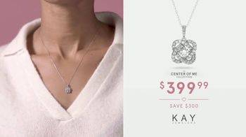 Kay Jewelers TV Spot, 'Valentine's Day: Give More Love: 25-50% Off' - Thumbnail 7