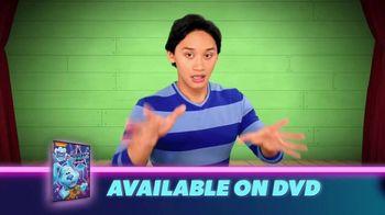 Blue's Clues & You: Blue's Sing-Along Spectacular Home Entertainment TV Spot - Thumbnail 1