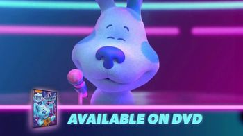 Blue's Clues & You: Blue's Sing-Along Spectacular Home Entertainment TV Spot
