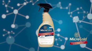 MicroGold TV Spot, 'HouseSmarts: Hidden Germs' Featuring Lou Manfredini - Thumbnail 5