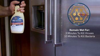 MicroGold TV Spot, 'HouseSmarts: Hidden Germs' Featuring Lou Manfredini - Thumbnail 6