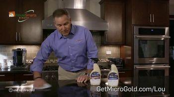 MicroGold TV Spot, 'HouseSmarts: Hidden Germs' Featuring Lou Manfredini - Thumbnail 8