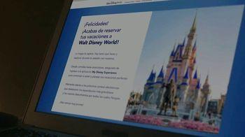 Disney World TV Spot, 'Mañana llegará con solo soñar' canción de Rex Allen [Spanish]
