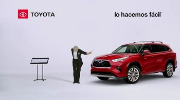 2021 Toyota Highlander Hybrid TV Spot, 'Director de orquesta' [Spanish] [T2] - Thumbnail 2