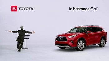 2021 Toyota Highlander Hybrid TV Spot, 'Director de orquesta' [Spanish] [T2] - Thumbnail 3