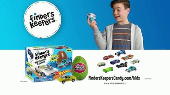 Finders Keepers Hot Wheels TV Spot, 'Revving It Up' - Thumbnail 7