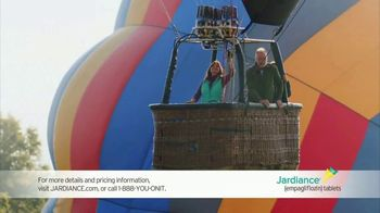 Jardiance TV Spot, \'Hot Air Balloon\'