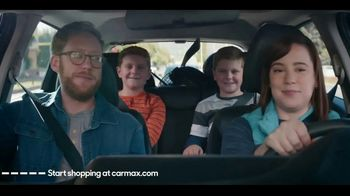CarMax Love Your Car Guarantee TV Spot, 'One Month: 30-Day Money Back Guarantee' Song by The Grass Roots