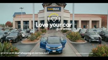 CarMax Love Your Car Guarantee TV Spot, 'One Month: 30-Day Money Back Guarantee' Song by The Grass Roots - Thumbnail 6