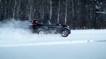 Honda TV Spot, 'Listos para el invierno' [Spanish] [T2] - Thumbnail 3