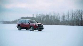 Honda TV Spot, 'Listos para el invierno' [Spanish] [T2] - Thumbnail 4