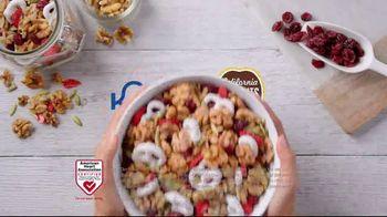 California Walnuts TV Spot, 'Eat Heart Smart' - Thumbnail 9