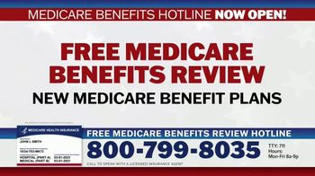 Medicare Benefits Hotline TV Spot, 'Attention: New Year: 2021 Benefits' - Thumbnail 4