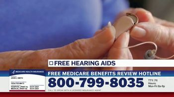 Medicare Benefits Hotline TV Spot, 'Attention: New Year: 2021 Benefits' - Thumbnail 5
