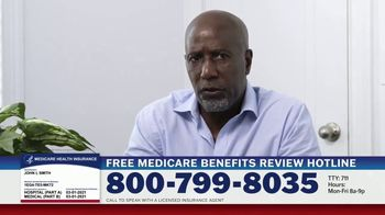 Medicare Benefits Hotline TV Spot, 'Attention: New Year: 2021 Benefits' - Thumbnail 6