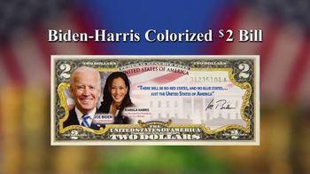 National Collector's Mint TV Spot, 'Biden-Harris Colorized $2 Bill' - Thumbnail 5