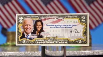National Collector's Mint TV Spot, 'Biden-Harris Colorized $2 Bill' - Thumbnail 6