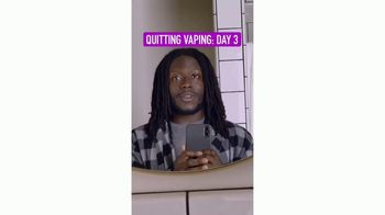 Truth TV Spot, 'Quitting Vaping: Day Three'