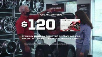 Big O Tires TV Spot, 'Trust: $70 Reward Card' - Thumbnail 6
