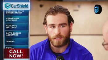 CarShield TV Spot, 'Little of This, Little of That' Featuring Ryan O'Reilly, Darren Pang - 68 commercial airings
