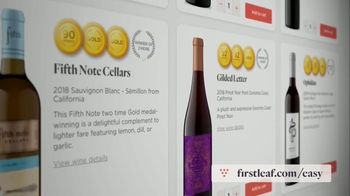 Firstleaf TV Spot, 'Choosing a Great Wine: $39.95' - Thumbnail 7