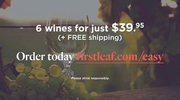 Firstleaf TV Spot, 'Choosing a Great Wine: $39.95' - Thumbnail 8