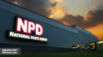 National Parts Depot TV Spot, 'Over 135,000 Parts for Your Classic Cars' - Thumbnail 1