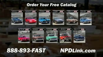 National Parts Depot TV Spot, 'Over 135,000 Parts for Your Classic Cars' - Thumbnail 7