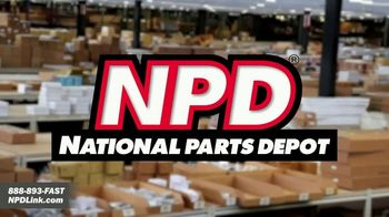 National Parts Depot TV Spot, 'Over 135,000 Parts for Your Classic Cars' - Thumbnail 2