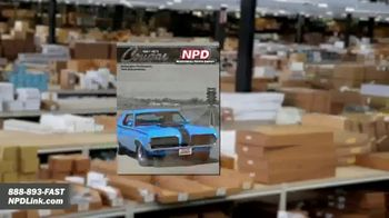 National Parts Depot TV Spot, 'Over 135,000 Parts for Your Classic Cars' - Thumbnail 3