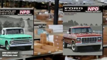 National Parts Depot TV Spot, 'Over 135,000 Parts for Your Classic Cars' - Thumbnail 4