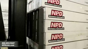 National Parts Depot TV Spot, 'Over 135,000 Parts for Your Classic Cars'