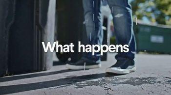 Clorox Disinfecting Wet Mopping Cloths TV Spot, 'Floor Black Light'