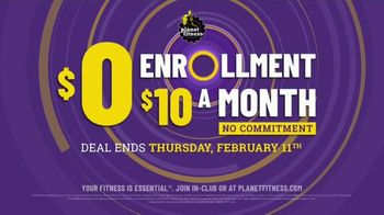 Planet Fitness TV Spot, 'Ready to Move On: $10 a Month' Song by Reel 2 Real - Thumbnail 9