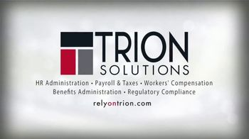 Trion Solutions TV Spot, 'Rely on Trion Solutions' - Thumbnail 9