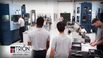 Trion Solutions TV Spot, 'Rely on Trion Solutions' - Thumbnail 1