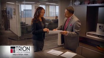 Trion Solutions TV Spot, 'Rely on Trion Solutions' - Thumbnail 6
