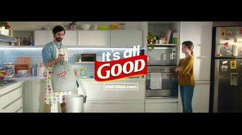 Glad ForceFlex Plus TV Spot, 'It's All Glad'