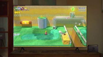 Nintendo Switch TV Spot, 'Cat Prints: Super Mario 3D World + Bowser's Fury' - Thumbnail 3