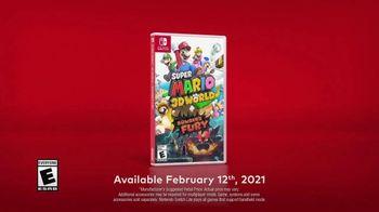 Nintendo Switch TV Spot, 'Cat Prints: Super Mario 3D World + Bowser's Fury' - Thumbnail 9