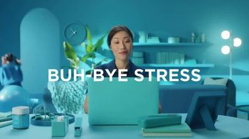 Olly Nutrition Goodbye Stress Gummies TV Spot, 'Calm the Chaos'
